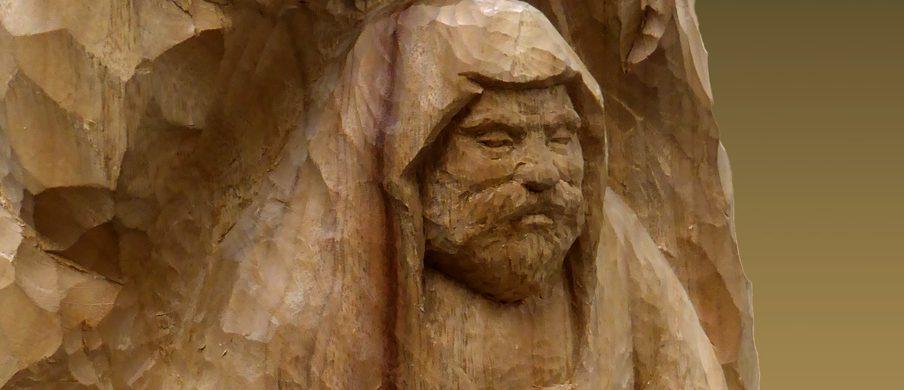 達磨大師座像