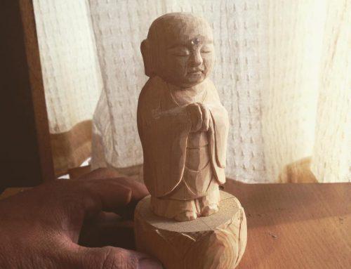 仏像彫刻講座@中央ライフカレッジ(休講中)